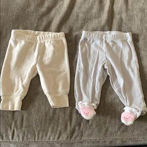 Other - Baby night gown pants